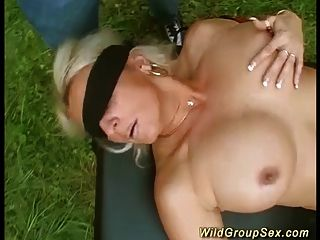 German Swinger Garden Party