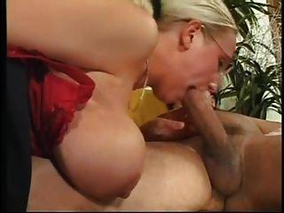 Big Tits  German Milf