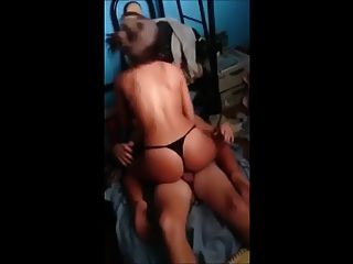 Latina Wife Shared With Friend