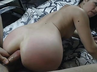 Sexy Gf Wants To Try Anal Sex