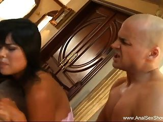 Russian Babe Wild Anal Sex Adventure