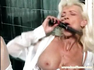 I Am Pierced Milf With Pussy Piercings Anal Play
