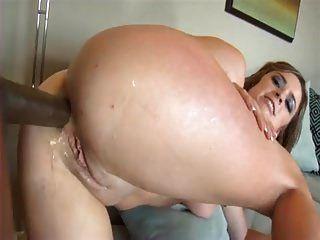 Big Butt Sierra Sanders Ass Fucked