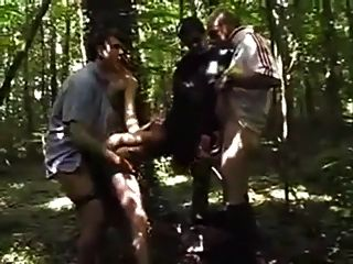 Dogging In The Woods With Special Ending