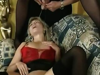 Wet Pissing Foursome