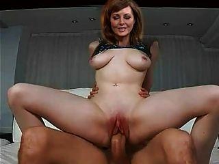 Carol Rides A Big Cock