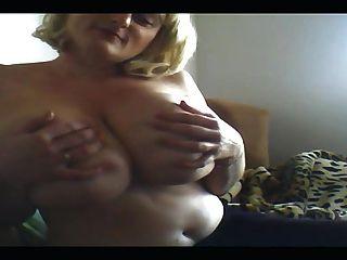 Russian Big Boobs Queen Yana  Pt. 1
