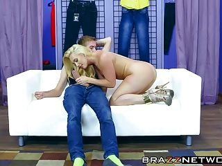 Curious Aj Applegate Wants To Try Anal For The First Time
