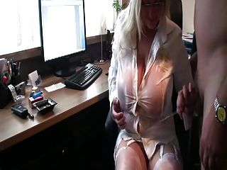 Pissing On My Dirty Boss