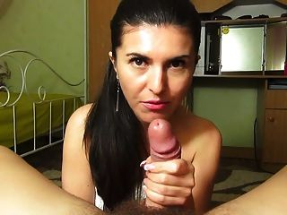 Mature Blow & Swallow