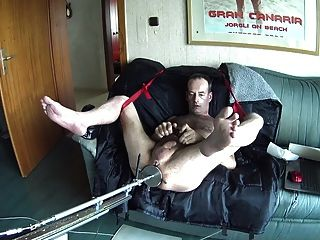 My Fuckmachine Distroy My Asshole