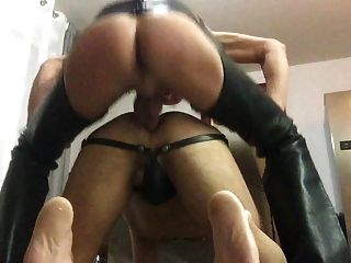 Not A Daddy Breed A Slut. Bareback Leather
