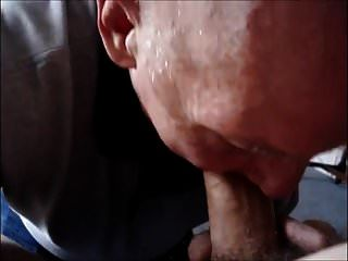 Grandpa Blowjob Series -13