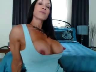 Denise On Webcam 11-19-2014