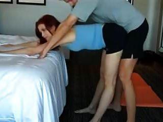 Yoga With Redhead Mom