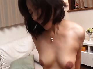 House Wife Threesome With Her Husband
