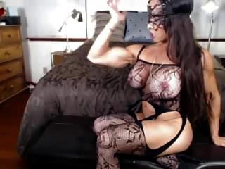 Denise On Webcam 10-28-2014