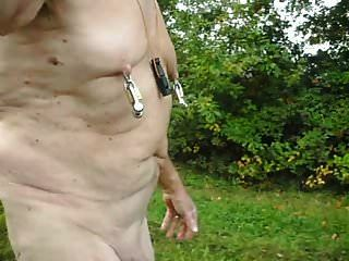 Der straße frauen nackt auf Meine Frau