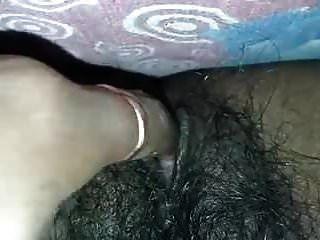 Indian Hairy Pussy Masturbation