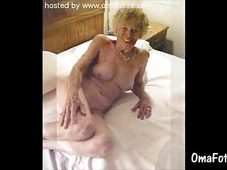 Omafotze Old Granny Amateur Pictures Compilation