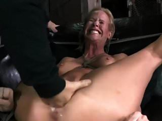 Gangbang slut rough