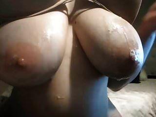 Spitting On Her Big Juggs
