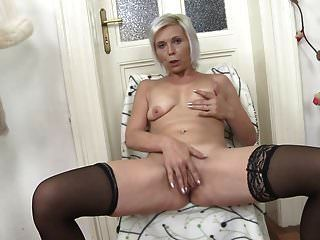 Mature Housewife Kathy White Needs A Good Fuck