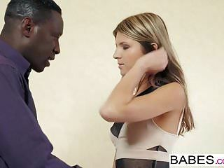 Babes - Black Is Better - Gina Gerson And Eddy Blackone - Th