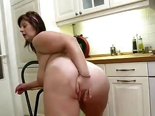 Big Tits Mature In The Kitchen.mp4