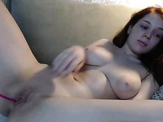 Very Young Girl Vibrated And Squirted