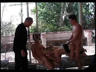 Girlfriend Tricked Into 4 Some