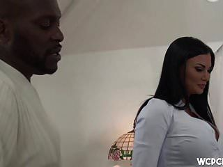 Busty Convincing Property Agent