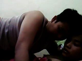 Indonesian Lesbian Maids Having Fun In Hk Part 2