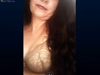 Polish Mature Watch Me How I Masturbate On Skype