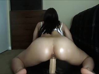 Wife Riding Her Huge Toy