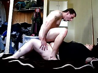 Strap-on Sex With The Wife