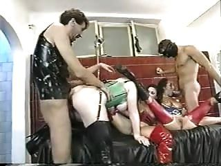 Zuzanna Massive Tits Anal Dp Orgy In Latex Stockings