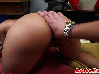 Arabic Muslim Fingered Before Doggystyle Sex