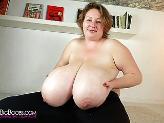 Lily Massive Breasts In Motion