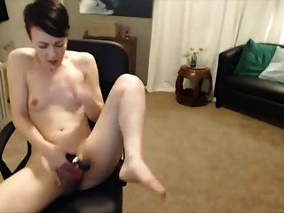 Extra Small Coed With Little Tits Gets Hard Orgasm