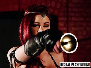 Xxx Porn Video - Red Maiden A Dp Parody With Jessa Rhodes Ma