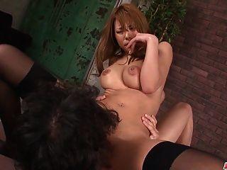 Big Boobs Haruka Sanada Amazing Sex In Flaming Scenes