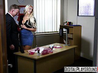 Xxx Porn Video - The New Girl Episode 1 Nicolette Shea Luke