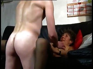 Horny Mother Wakes Up Her Young Lover And Neighbor Boy Free Sex