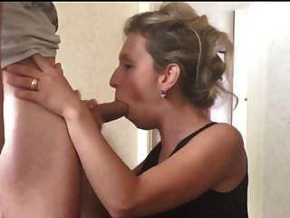 Pipe Et Sperm Ds Sa Bouche Elle Reclame
