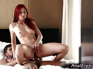 Freckled Euro Redhead Assfucked By Her Lover