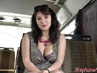 Mylen Beautiful Slut Has Big Tits Fucked By The Pervert Mart