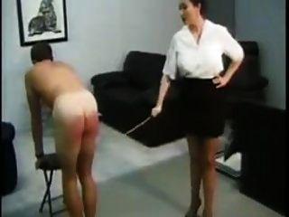 Caning Ladies