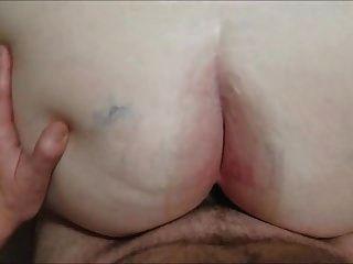 Fat Granny Gets Ass Fucked Iii
