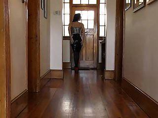 Perfect Shiny Latex Skirt 2